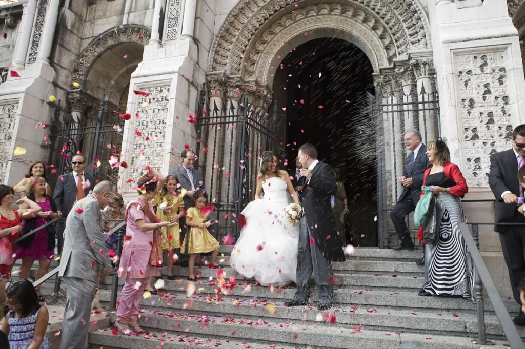 Tradiciones en las bodas del mundo que te sorprenderán