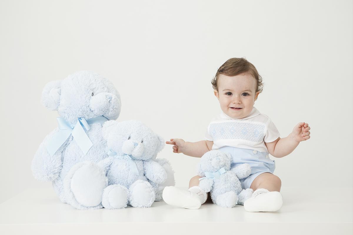 Consejos para preparar tu sesión de fotos de bebé en estudio