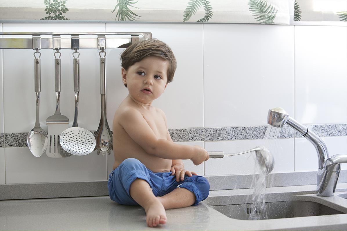 Reportajes fotograficos en Madrid para bebes